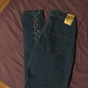 Aphrodite Jeans - Aphrodite High Wasted Jeans